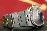 Rolex Oysterquartz 17014 met doos en papieren