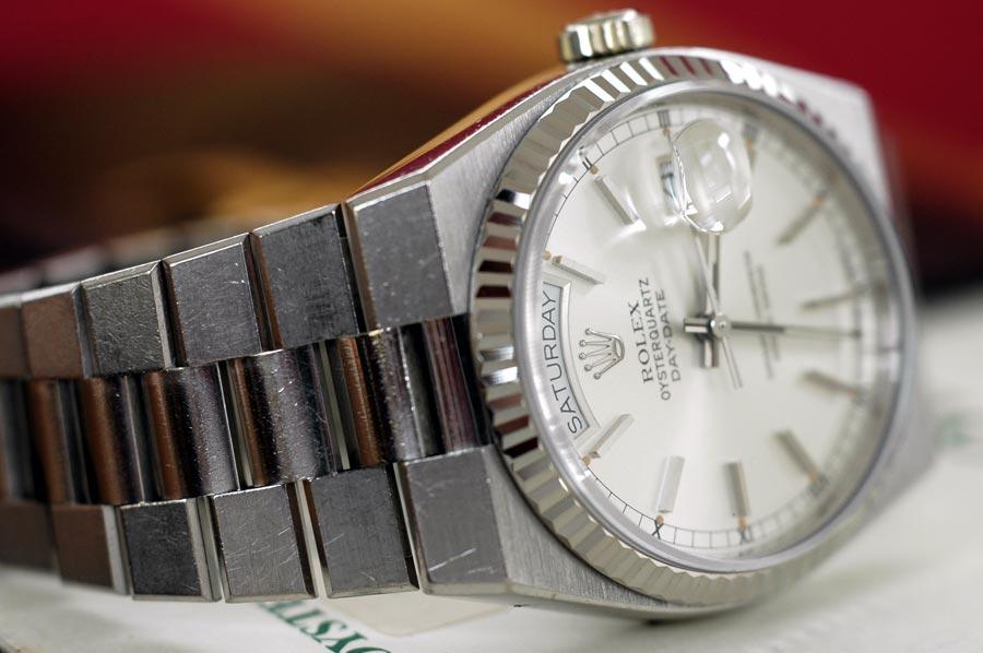 d52348380fbb For sale Rolex Oysterquartz Datejust 17000 17014 17013